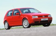 Volkswagen Golf IV fot. Newspress