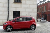 Volkswagen Up! Bok