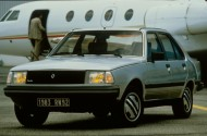 Renault 18 Turbo - 1983 r.