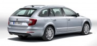 Skoda Superb Combi - facelifting