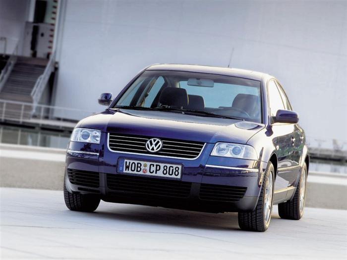 Volkswagen Passat B5 Regeneracja Kloszy Reflektorów Lamp
