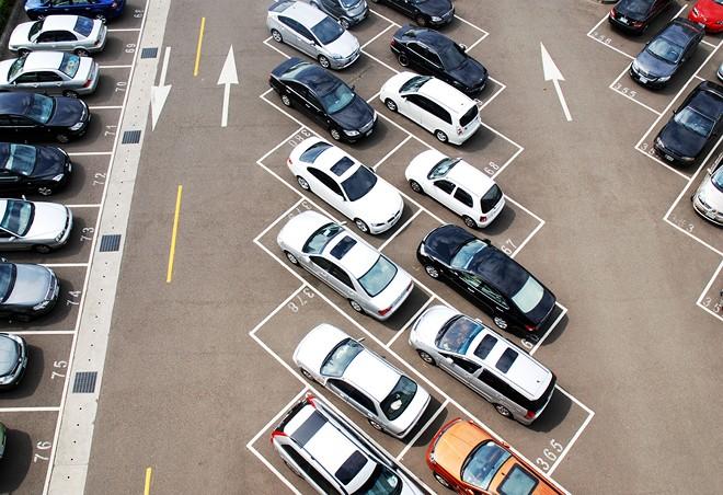 parking Fot. Fotolia