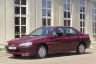 peugeot 406 przed face liftingiem fot. Newspress