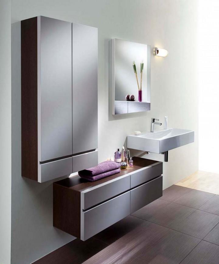 Wiszące Szafki Do łazienki Projektowanie Wnętrz Wnętrza