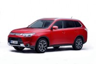Mitsubishi Outlander 2014 facelifting